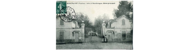 Post Card - Asile de Montdevergues 02A