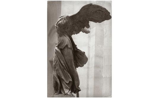 Wings - Nike of Samothrace Louvre n3